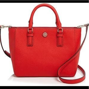 NWT Tory Burch Robinson small tote